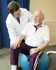 Physical Therapy at Lakewood Center